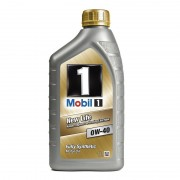 масло моторное Mobil 1 New Life 0W40  1 л