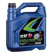 масло моторное ELF Evolution SXR 5W30 5л