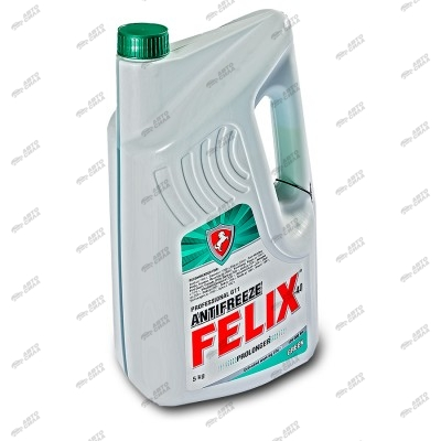 антифриз FELIX TC-40 G11 Prolonger зел. цв. 5л