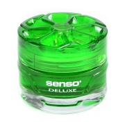 ароматизатор DR.MARCUS гелевый Senso Deluxe Green Apple